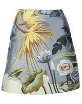ADAM by Adam Lippes A-line mini skirt