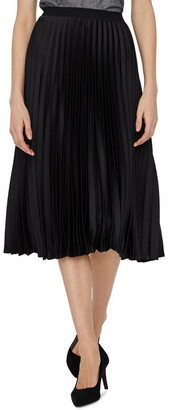 Vero Moda Kendalyn High Waisted Calf Skirt