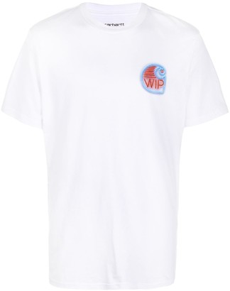 Carhartt Work In Progress short-sleeve Neon Crab t-shirt