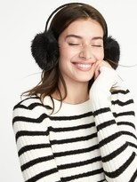Old Navy Faux-Fur Ear Muffs for Women