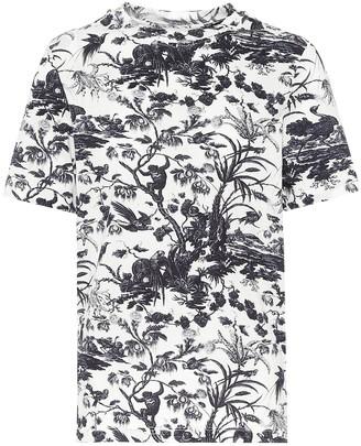 Erdem Hettie floral cotton T-shirt