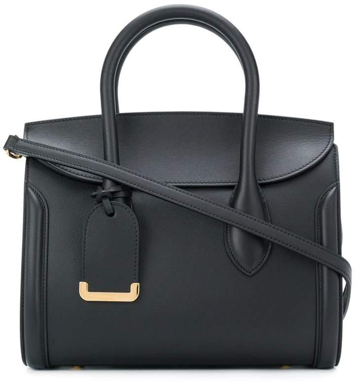 Alexander McQueen top handle tote bag