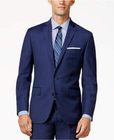 Ryan Seacrest Distinction Mid Blue Modern Fit Jacket, Created for Macy's