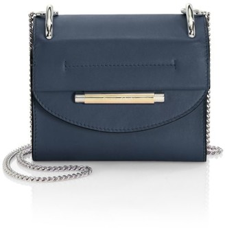 Proenza Schouler Delta Leather Crossbody Bag