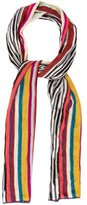 Missoni Stripe Pattern Scarf