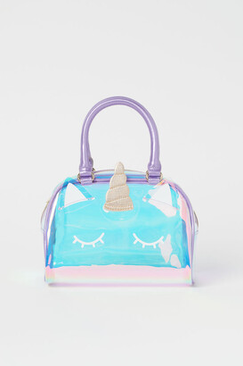 H&M Shimmery Unicorn Bag - Purple
