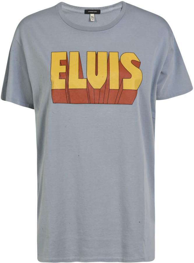 R 13 Elvis Logo Boy T-Shirt