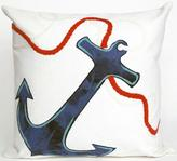 "Anchor 20"" Square Outdoor Pillow"