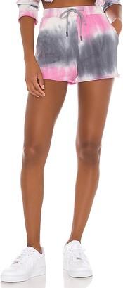 superdown Charli Fleece Shorts