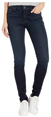 Hudson Jeans Nico Mid-Rise Super Skinny in Rotation (Rotation) Women's Jeans