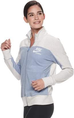 Nike Women's Sportswear Gym Vintage Track Jacket