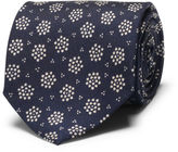 Club Monaco Lane Floral Silk Tie