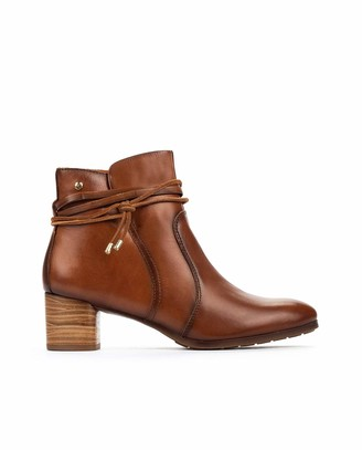 PIKOLINOS Leather Ankle Boots CALAFAT W1Z