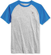 Tommy Hilfiger Gordon Raglan T-Shirt, Little Boys (2-7)