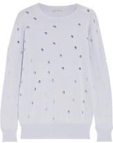 Autumn Cashmere Distressed Cotton Top