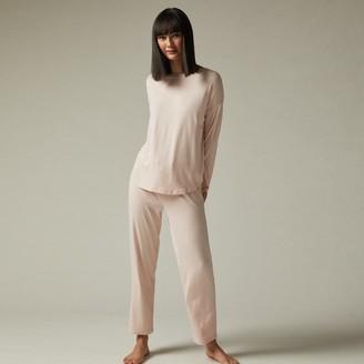 Love & Lore Love And Lore Azalea Pajama Set Rose Stripe Medium