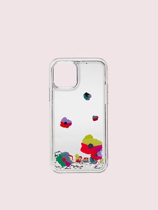 Kate Spade Collage Liquid Glitter Iphone 11 Pro Case