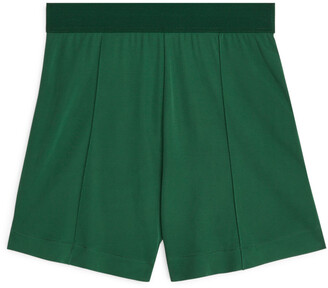 Arket Fluid Jersey Shorts