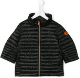 Save The Duck Kids - cropped sleeves padded jacket - kids - Nylon/Polyester - 8 yrs