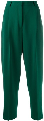 Alberto Biani High-Waisted Trousers