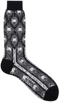 Ayame X The C53 Aztec Cotton Blend Socks