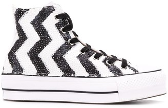 Converse Vltg Platform All Star High Top sneakers