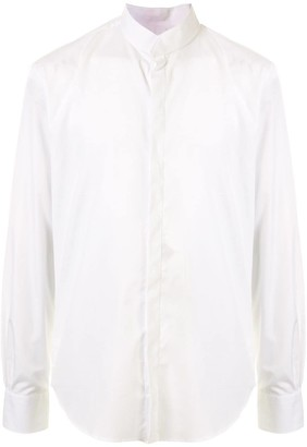 Bourrienne Mandarin Collar Shirt