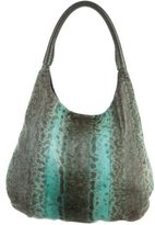 Devi Kroell Multicolor Lizard Hobo