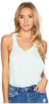 Hurley Staple Twist Tank Top Women's Sleeveless