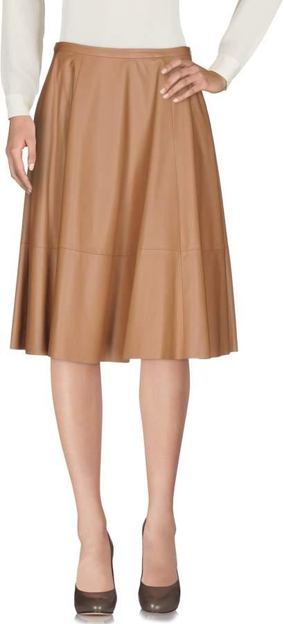 Drome Knee length skirts - Item 35323145