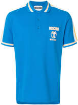 Moschino chest logo polo shirt