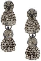 Serpui Marie silver plated earrings