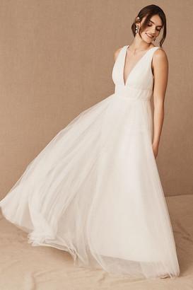 Jenny Yoo Sarita Dress By in White Size 2