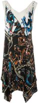 Emilio Pucci mermaid pearls dress