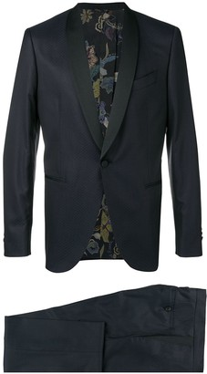 Etro One Button Suit