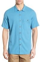 Patagonia 'A/C ® ' Regular Fit Organic Cotton Short Sleeve Sport Shirt
