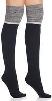 Calvin Klein Luxury Sparkle Over-the-Knee Socks