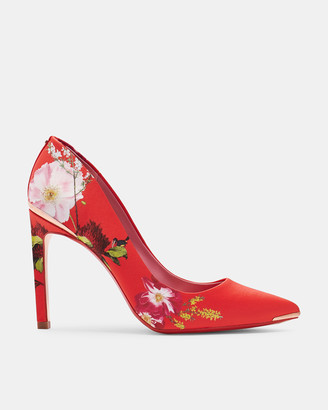 Ted Baker MELNIP Printed high heel courts