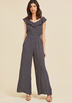 Zesty Impression Jumpsuit in M