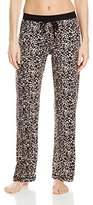 Rene Rofe Women's Double Fun Long Pajama--- Pant