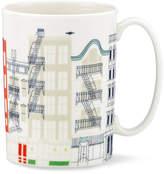 Kate Spade Dinnerware, About Town City Mug