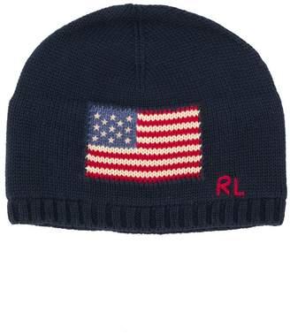 Ralph Lauren Kids American Flag hat