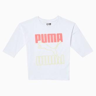 Puma Rebel Girls' Fashion Top JR