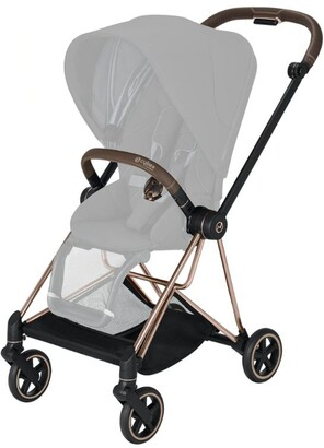 CYBEX Rose Gold Mios Stroller Frame And Seat Chassis