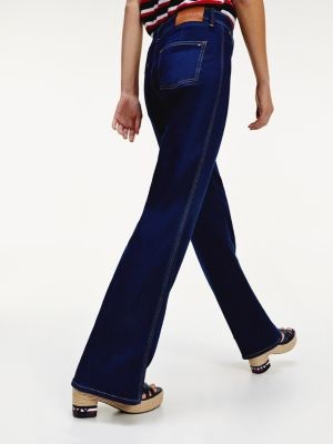 Tommy Hilfiger High Rise Flare Jeans