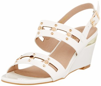 Lotus Women's Alice Open Toe Heels