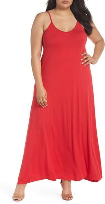 Loveappella A-Line Maxi Dress