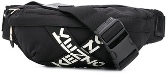 Kenzo Logo Cross-Strap Belt Bag