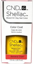 CND Shellac - Spring 2017 New Wave Collection - Banana Clips - 7.3ml / 0.25oz
