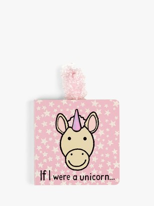 Jellycat If I Were A Unicorn Children's Book
